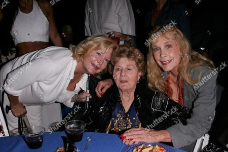 Carol Lynley, Shelley Winters and Stella Stevens