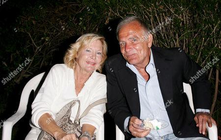 Carol Lynley and Guest