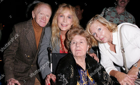 Red Buttons, Stella Stevens, Shelley Winters and Carol Lynley