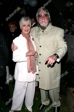 Shirley Jones and Marty Ingels