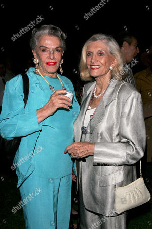 Jane Russell and Lizabeth Scott
