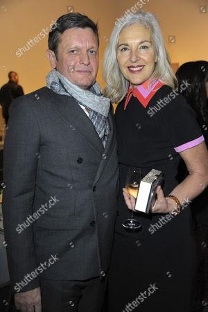Tom Chapman and Ruth Chapman