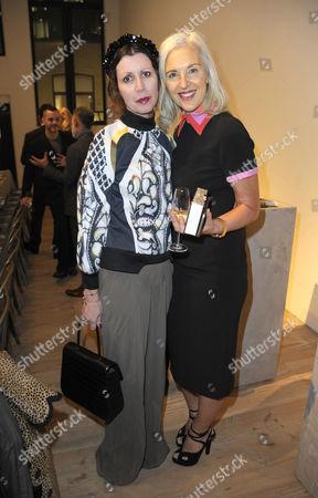 Valeria Napoleone and Ruth Chapman