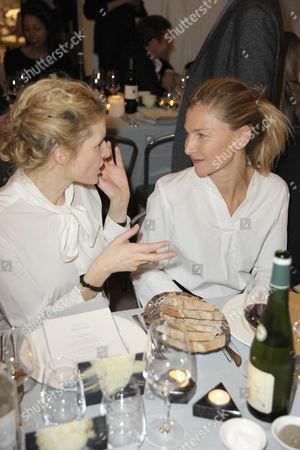 Fiona Scarry and Elizabeth von Guttman