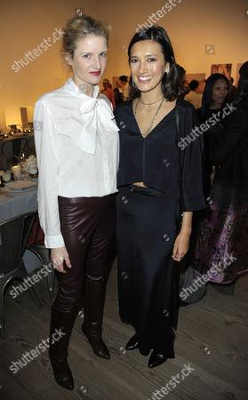 Fiona Scarry and Hikari Yokoyama