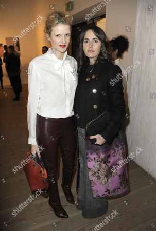 Fiona Scarry and Tania Fares