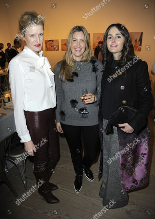 Fiona Scarry, Tania Fares with guest
