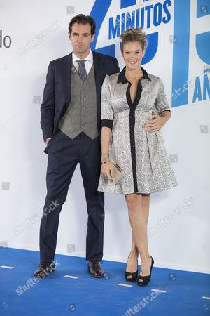 Patricia Montero and Alex Adrover