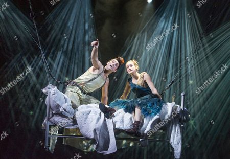 Editorial image of 'Wendy & Peter Pan' play performed by the Royal Shakespeare Company at Stratford-Upon-Avon, Britain - 24 Nov 2015