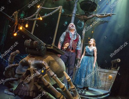 Editorial photo of 'Wendy & Peter Pan' play performed by the Royal Shakespeare Company at Stratford-Upon-Avon, Britain - 24 Nov 2015