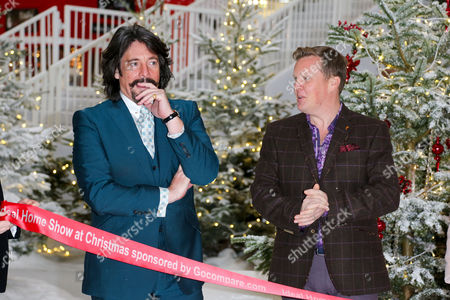 Laurence Llewelyn-Bowen and Olly Smith