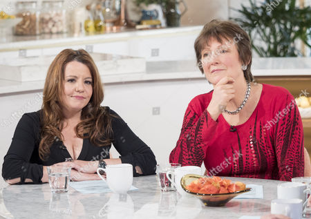 Sally Jones and Kelly Rose Bradford
