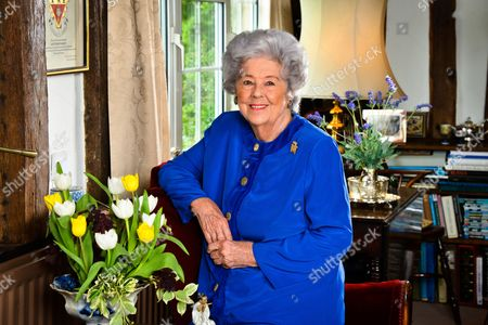 Dame Betty Boothroyd, Former Speaker of the House of Commons