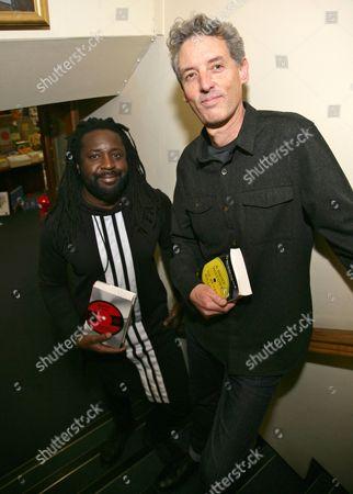 Marlon James & James Attlee