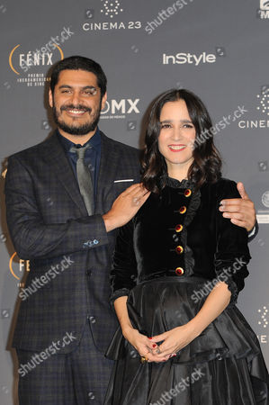 Stock Image of Criolo, Julieta Venegas