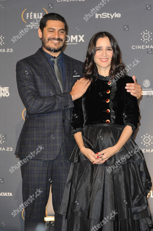 Editorial image of Fenix Iberoamerican Film Awards, Press Room, Mexico City, Mexico - 25 Nov 2015