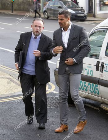 Editorial photo of George Kay assault charge, Brighton Magistrates Court, Britain - 24 Nov 2015