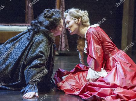 Editorial picture of 'Queen Anne' Play by Helen Edmundson performed at the Swan Theatre, Royal Shakespeare Company, Stratford-upon-Avon, UK, 25 Nov 2015