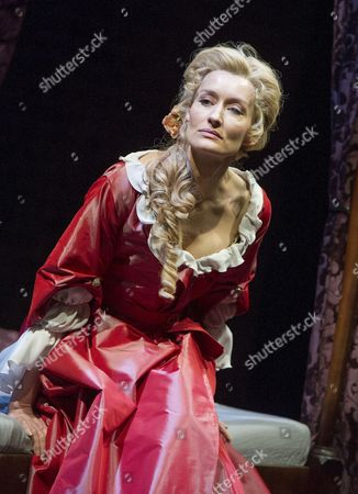 Editorial photo of 'Queen Anne' Play by Helen Edmundson performed at the Swan Theatre, Royal Shakespeare Company, Stratford-upon-Avon, UK, 25 Nov 2015