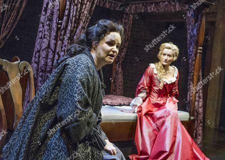 Emma Cunniffe as Queen Anne, Natascha McElhone as Sarah Churchill