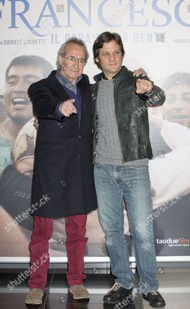 Sergio Hernandez and Rodrigo de la Serna