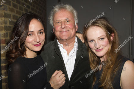 Editorial photo of 'Little Eyolf' play, After Party, London, Britain - 26 Nov 2015