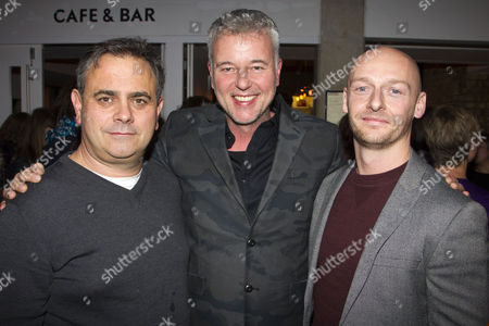 Simon Kenny (Sets), Tim Hatley (Designer) and Ross Edwards (Assistant Designer)
