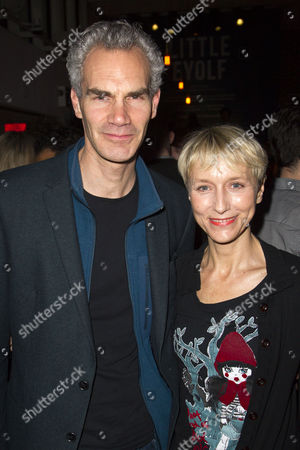 Angus Wright and Lia Williams