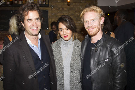 Editorial picture of 'Little Eyolf' play, After Party, London, Britain - 26 Nov 2015