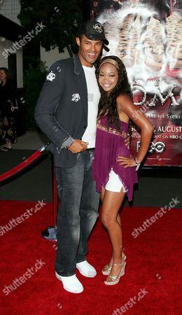 Jason Olive and Kimberly Kevon Williams