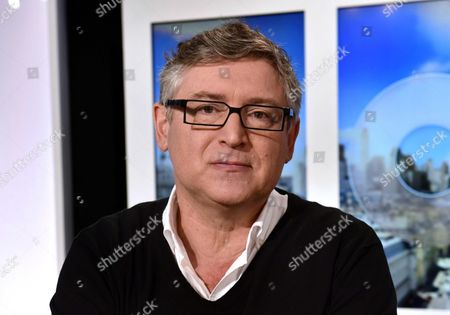 Michel Onfray, contemporary French writer and philosopher