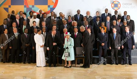 Editorial photo of CHOGM Commonwealth Heads of Government Meeting, Malta - 27 Nov 2015