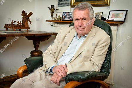 Martin Bell OBE, British UNICEF Ambassador, former broadcast war reporter and independent politician