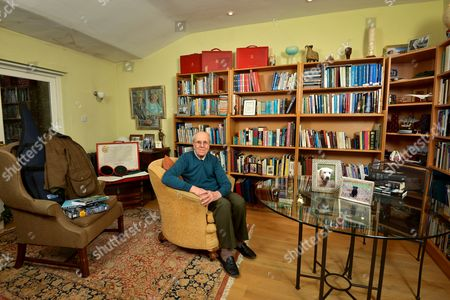 Stock Image of Norman Tebbit, British politician