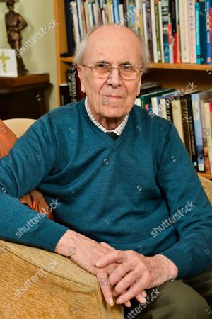 Stock Photo of Norman Tebbit, British politician