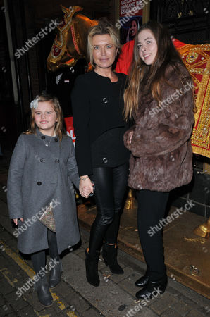 Stock Picture of Isabella Wallington, Tina Hobley & Olivia Wheeler