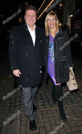 Stock Image of Rod Barker & Tania Bryer