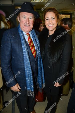 Andrew Neil and Susan Nilsson