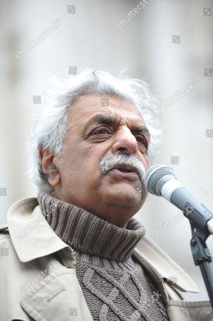 Tariq Ali.