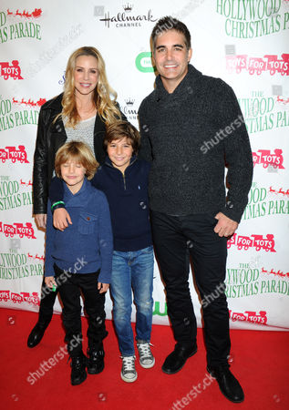 Galen Gering and family