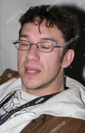 Stock Image of Mark Lamarr