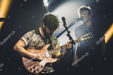 Yannis Philippakis and Walter Gervers - Foals
