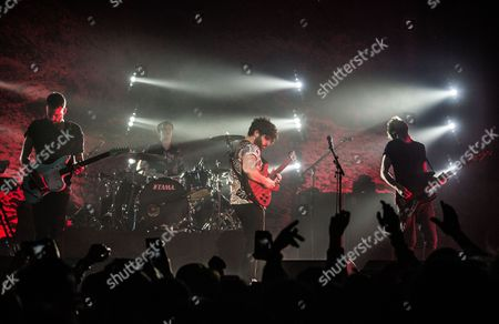 Jimmy Smith, Yannis Philippakis and Walter Gervers - Foals