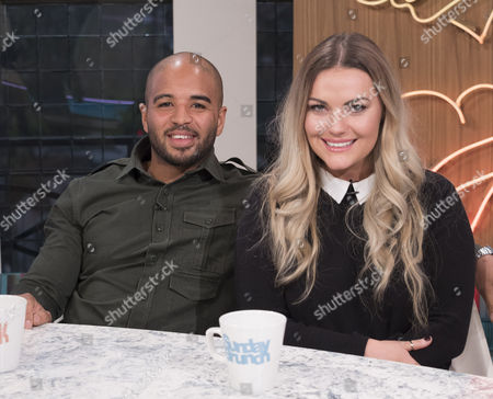 Andrew Shim and Chanel Cresswell
