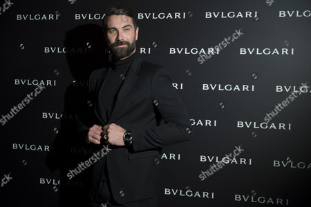 Luca Calvani, Italian actor and television host