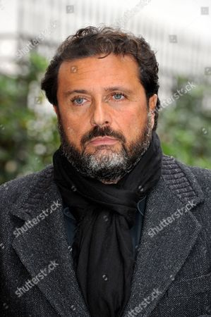 "Stock Photo of Francesco Schettino attends the presentation in Rome of his book ""Le verita' sommerse"" (the submerged truth)"