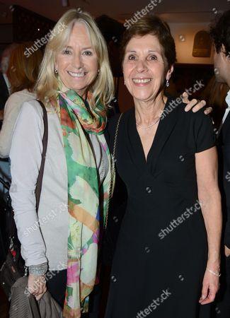 Susan George and Georgina Simpson