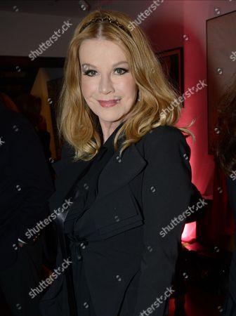 Stock Image of Cindy Jackson