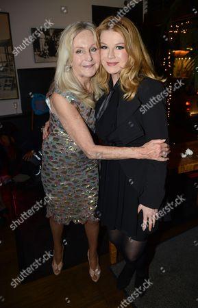 Liz Brewer and Cindy Jackson