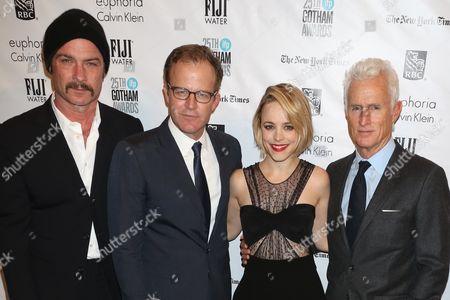 Editorial photo of Gotham Independent Film Awards, Arrivals, New York, America - 30 Nov 2015